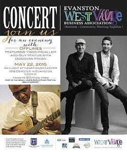 EWVBA Concert Flyer May 2015